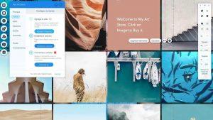 crear una tienda online con wix