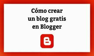 crear una pagina web en blogger