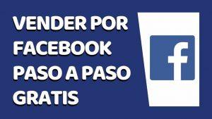 crear pagina de facebook para vender