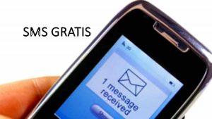 pagina para enviar sms gratis
