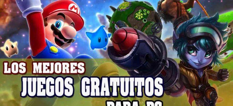 pagina para descargar juegos gratis de pc
