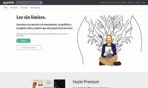 pagina de libros en español gratis