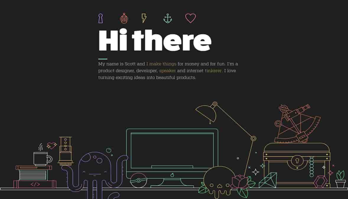 crear portafolio gratis